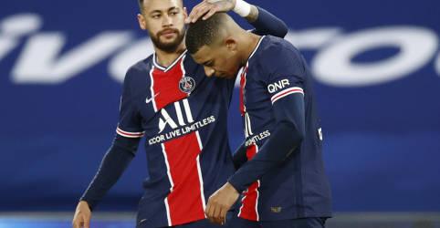 Placeholder - loading - Neymar diz que quer ficar no PSG e espera que Mbappé permaneça