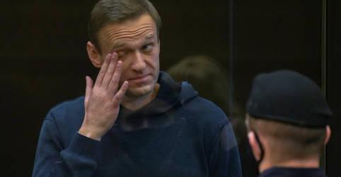 Placeholder - loading - Corte russa decidirá se crítico do Kremlin terá pena de prisão maior