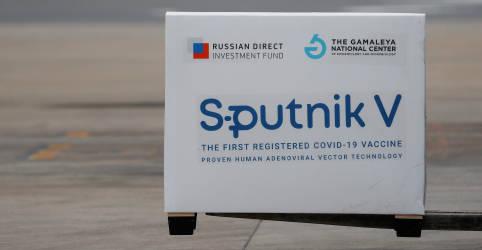 Placeholder - loading - Vacina russa Sputnik V é 91,6% eficaz em teste de estágio avançado