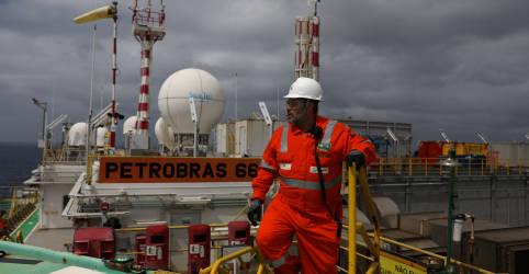 Placeholder - loading - Petrobras tem queda na produção e exportação no 4º tri; mercado interno melhora