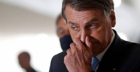 Placeholder - loading - Imagem da notícia Vaiado no Congresso, Bolsonaro diz que governo está preparado para vacinação contra Covid