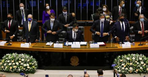 Placeholder - loading - Imagem da notícia Em abertura dos trabalhos legislativos, chefes de Poderes defendem harmonia