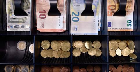 Placeholder - loading - Imagem da notícia Vendas no varejo da zona do euro se recuperam mais que o esperado em dezembro