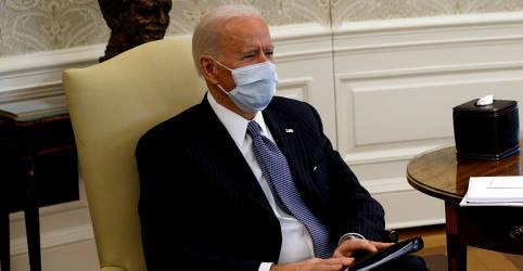 Placeholder - loading - Biden quer controle de armas e tenta envolver China, diz embaixador