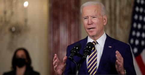 Placeholder - loading - Biden aceitará mais refugiados nos EUA após anos de restrições de Trump