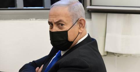 Placeholder - loading - Netanyahu se declara inocente em retomada de julgamento por corrupção