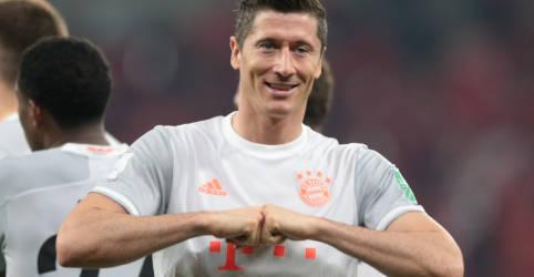 Placeholder - loading - Bayern vence Al Ahly com gols de Lewandowski e vai à decisão do Mundial