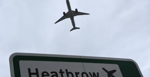 Placeholder - loading - Reino Unido cogita maior rigidez com viajantes por temor de variantes do vírus