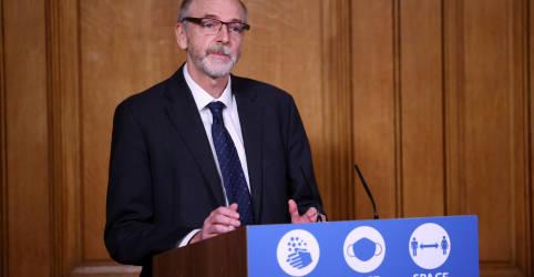 Placeholder - loading - Necessidade de vacinas para novas variantes da Covid não está clara, diz pesquisador de Oxford