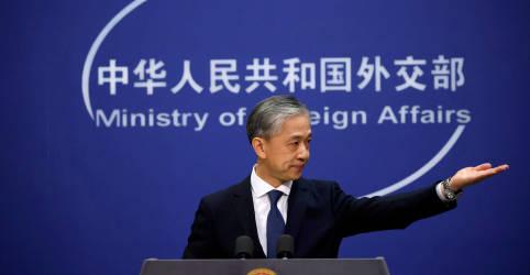Placeholder - loading - OMS encerra inquérito em Wuhan; EUA e China mantêm divergências sobre Covid