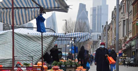 Placeholder - loading - Economia do Reino Unido sofre contração recorde de 9,9% em 2020 após impacto da Covid-19