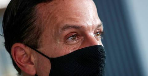 Placeholder - loading - Imagem da notícia Doria se declara defensor de prévias em meio a turbulência no PSDB