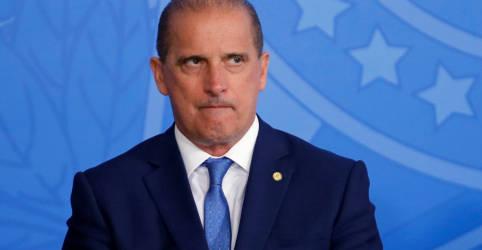 Placeholder - loading - Imagem da notícia Bolsonaro transfere Onyx para Secretaria-Geral e escolhe deputado João Roma para Cidadania