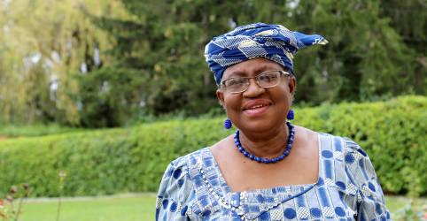 Placeholder - loading - Nigeriana Okonjo-Iweala se torna 1ª mulher e africana no comando da OMC