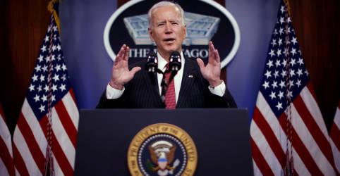 Placeholder - loading - Imagem da notícia Em estreia na Otan, Biden pretende reconstruir confiança quebrada por Trump
