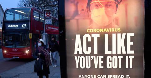 Placeholder - loading - Reino Unido aprova exposição de voluntários à Covid em teste médico