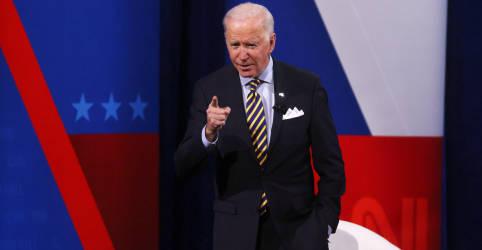 Placeholder - loading - Biden diz que China enfrentará consequências por abusos de direitos humanos