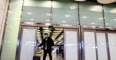 Placeholder - loading - Imagem da notícia Espanha impõe quarentena obrigatória para viajantes de Brasil e África do Sul
