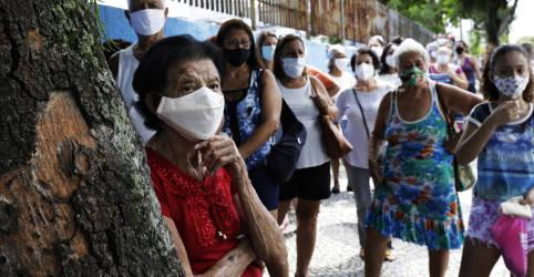 Placeholder - loading - Imagem da notícia Brasil se torna o 3º país a superar 10 milhões de casos de Covid-19