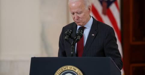 Placeholder - loading - Biden comanda momento de silêncio para lamentar 500 mil mortes de Covid-19 nos EUA