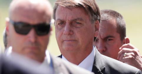 Placeholder - loading - Há muitas coisas erradas na Petrobras e novo presidente irá arrumar empresa, diz Bolsonaro