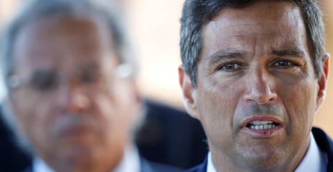 Placeholder - loading - Imagem da notícia Autonomia do BC melhora trânsito para Brasil ingressar na OCDE, diz Campos Neto