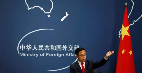Placeholder - loading - Imagem da notícia China nega exigir exames de amostra anal de diplomatas dos EUA