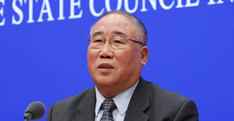 Placeholder - loading - China confirma Xie Zhenhua como novo enviado especial do clima