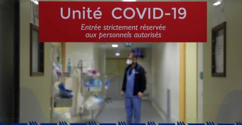 Placeholder - loading - França precisa de lockdown devido a aumento de casos de Covid-19, diz autoridade hospitalar