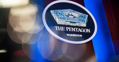 Placeholder - loading - Ataques aéreos dos EUA na Síria visaram milícias apoiadas pelo Irã, diz Pentágono