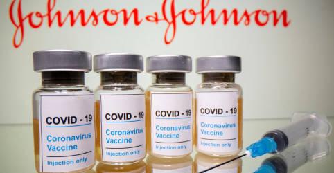 Placeholder - loading - J&J diz que 2 pessoas tiveram reações alérgicas graves após vacina contra Covid-19