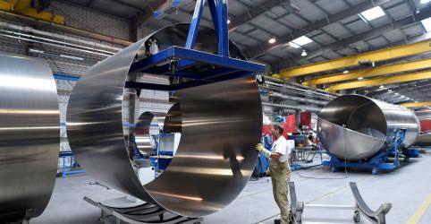 Placeholder - loading - Imagem da notícia Produção industrial da Alemanha tem queda inesperada em janeiro