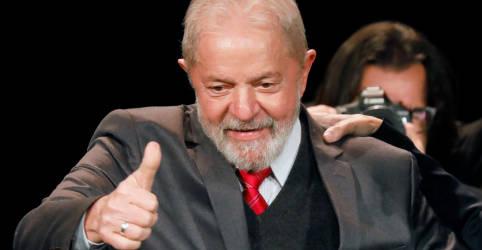 Placeholder - loading - Imagem da notícia Fachin anula condenações de Lula em Curitiba e restaura direitos políticos