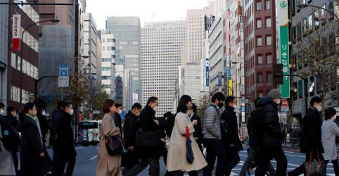 Placeholder - loading - Japão reduz estimativa de crescimento no 4º tri com redução de gastos de empresas