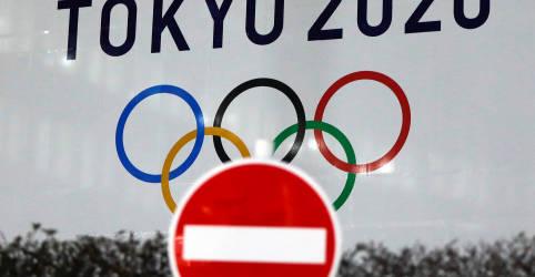 Placeholder - loading - Imagem da notícia Japão fará Olimpíada de Tóquio sem torcedores estrangeiros, diz agência