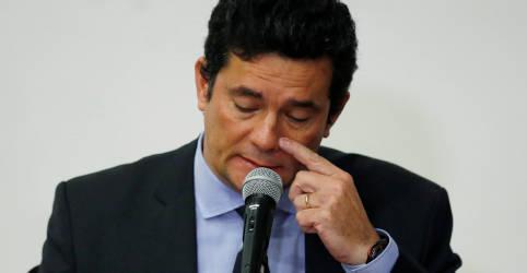 Placeholder - loading - Imagem da notícia Nunes Marques pede vista e suspende julgamento sobre pedido de suspeição de Moro