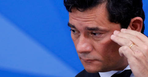 Placeholder - loading - Imagem da notícia Com críticas à Lava Jato, STF suspende julgamento de suspeição de Moro