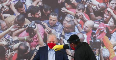 Placeholder - loading - Imagem da notícia Tinha certeza que esse dia chegaria, diz Lula após anulação de condenações