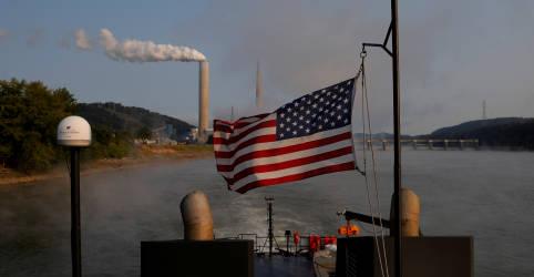 Placeholder - loading - EUA precisam reduzir emissões em 57% para cumprir meta climática de Paris, diz relatório