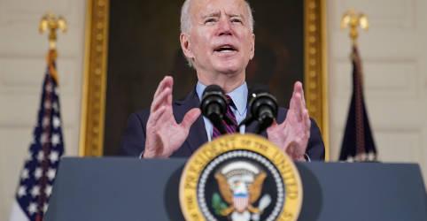 Placeholder - loading - Biden pedirá vigilância e oferecerá esperança em aniversário do lockdown