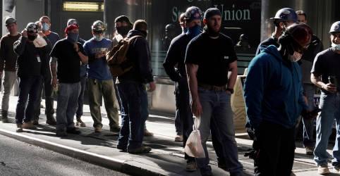 Placeholder - loading - Pedidos de auxílio-desemprego nos EUA caem mais do que o esperado