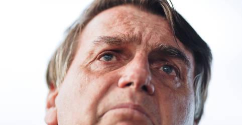 Placeholder - loading - Imagem da notícia XP/Ipespe aponta aumento de reprovação à atuação de Bolsonaro frente à Covid-19 e de percepção do risco da doença
