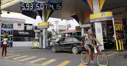 Placeholder - loading - Diesel salta 8,55% nos postos no Brasil na 1ª metade de março, diz Ticket Log
