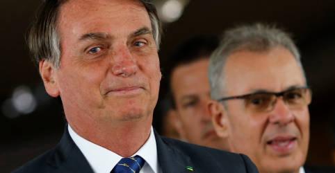 Placeholder - loading - Imagem da notícia Bolsonaro avalia nomes para presidência da Eletrobras, diz ministro