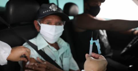 Placeholder - loading - Imagem da notícia Fiocruz diz que vacina da AstraZeneca é extremamente segura; monitora eventos adversos