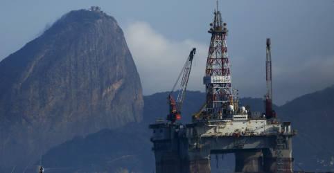 Placeholder - loading - Produção de petróleo no Brasil cai 8% em fevereiro, diz ANP