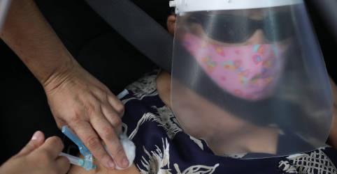 Placeholder - loading - Imagem da notícia Vacinas distribuídas no Brasil são seguras, afirma secretário do Ministério da Saúde