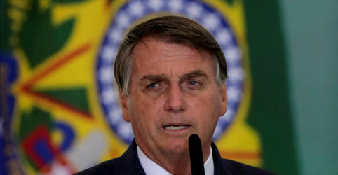 Placeholder - loading - Bolsonaro comemora queda em desmatamento nos últimos 6 meses e diz que continuará trabalho