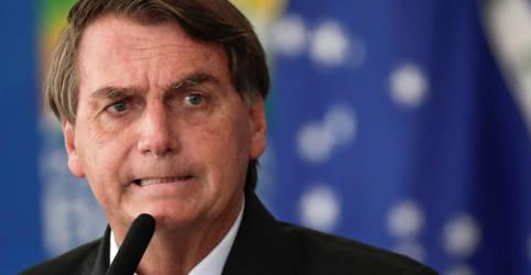 Placeholder - loading - Bolsonaro lança ofensiva no Congresso e STF contra medidas de restrição de governadores