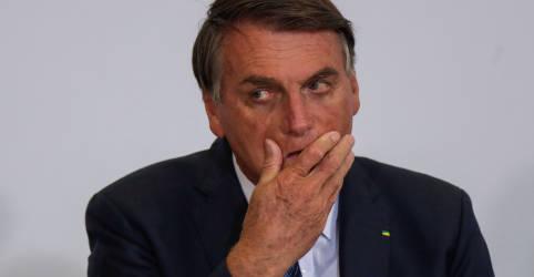 Placeholder - loading - Imagem da notícia Bolsonaro pressiona STF e diz que pode tomar medidas duras se ação contra governadores não prosperar